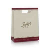 Luxury Printed Bag with Die Cut Handle for Bettys
